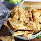 Chips di ceci   0% di grassi - Cucina Naturale