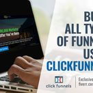 Build All Type Of Funnels Using Click Funnels
