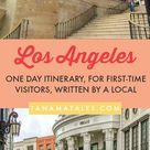 One Day in LA: Itinerary for First-Time Visitors by a Local - Tanama Tales