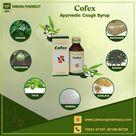 Cofex   Ayurvedic Cough Syrup- Yamuna Pharmacy