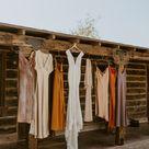 Mismatched Bridesmaids Dresses | Joshua Tree Wedding