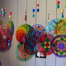 30+ Easy And Simple Recycled Projects Scratch #recycledart
