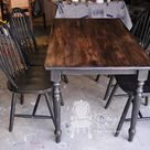Black Chalk Paint