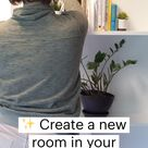 ✨ Create a new room in your apartmentThe Lori Wall bed gives extra value to small apartments