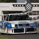 Audi S4 GTO   Chassis 001   Driver Christopher Aberdein   2017 Goodwood Festival of Speed