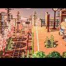 【모동숲 TOUR】🌸벚꽃이 내리던 그날 Cherry blossoms Island [字幕] - kana님의 섬 / ACNH / 모동숲 섬투어