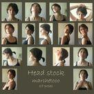 Head stock by marchetooo on DeviantArt
