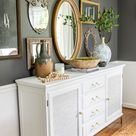 How to Decorate a Buffet & Style Anything