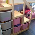 1 chambre pour 2 enfants, la chambre de nos filles !