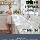 Küchenspülen und Armaturen im Landhausstil