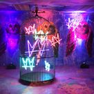 Immersive Art Experience Dallas   Interactive Art   Psychedelic Robot