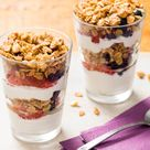 Easy Yogurt and Berry Parfaits for Kids | America's Test Kitchen Kids