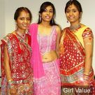 Beauty Of Real Desi Girls in Red saree