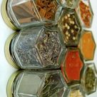 Magnetic Spice Racks