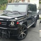 2002 MERCEDES BENZ G500 WALD For Sale
