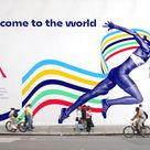 Logo project for the 2024 Paris Olympic Games