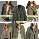 Military Jacket Styles