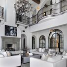 Gorgeous Luxurious Living Room Design For Luxury Home Ideas
