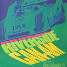 Porsche Riverside Can-Am - 1972 / 30.5 / 39.5