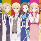 Character banner   My Next Life as a Villainess: All Routes Lead to Doom! / Bakarina