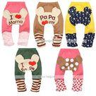 Soft Baby 6 12 18 24 Months Leggings Leg Warmers Boy Girls Infant PP Socks Pants Casual Warm 6 12 18 24 Monthes - Kid Shop Global - Kids & Baby Shop Online - baby & kids clothing, toys for baby & kid