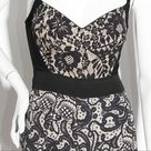 Dolce & Gabbana Lace Print Leotard S/S 2010 Lace print leotard by Dolce and Gabbana  Circa 2010 lace print Zip back closure  Snap crotch closure  Elastic spaghetti straps adjustable  Black waist band  Boning in sides   Made in Italy Condition Excellent, l