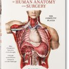Bourgery. Atlas of Human Anatomy and Surgery by Jean-marie Le Minor