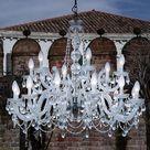 Lustre d'extérieur LED à 18 lampes Drylight S18