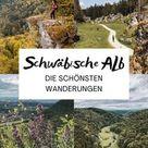 Die schönsten Wanderungen auf der Schwäbischen Alb