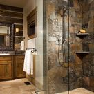 Rock Shower