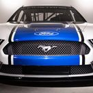 2019 NASCAR Ford Mustang released - Racing News