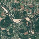 This Year's Drought Is So Severe, You Can See Its Toll on the Mississippi River From Space