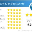 lernwerkstatt-fuer-deutsch.de Bewertungsprofil | ShopVote.de