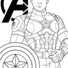 Captain America - Chris Evans by JamieFayX on DeviantArt