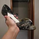Camo High Heels