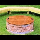How to Build a Fire Pit Table Top