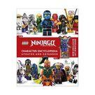 LEGO Ninjago Character Encyclopedia Updated Edition  Plus New Exclusive Jay Minifigure
