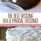 Best Frosting Recipe