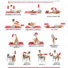 Sciatica Relief Stretches