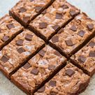 Starbucks Double Chocolate Brownies {Copycat Recipe} - Averie Cooks