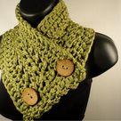 Crocheted Scarf