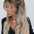 Tendances 2021 pour les cheveux longs