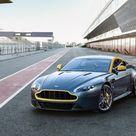 Aston Martin V8 Vantage N430 Debuts At Geneva Motor Show Live Photos And Video