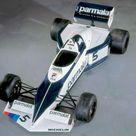 1983 BMW F1 Turbo BT 52