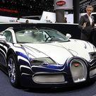 2011 Bugatti Veyron Grand Sport L'Or Blanc   Frankfurt IAA   8   2560x1600   Wallpaper
