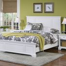 Century Queen Bed and Nightstand 1 by homestyles