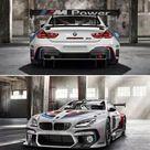 New 2016 BMW M6 GT3
