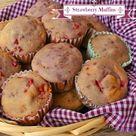 Strawberry Muffin Recipes