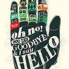 The Beatles Hello Goodbye