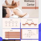 Wellness Center Google Slides and PowerPoint template